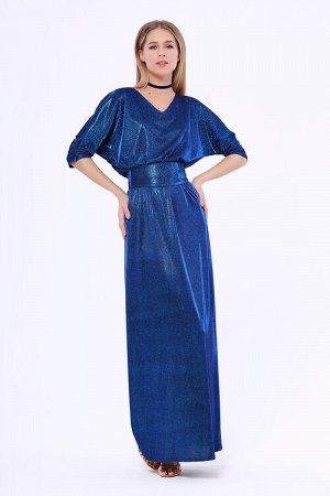 Платье 842 Электрик