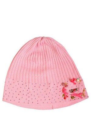 Шапка - розовый цвет