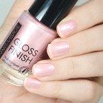 Лак AV д/ногтей Gloss Finish №104 жемчужная роза
