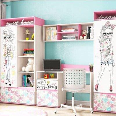 Мебель от производителя. Комоды и тумбы от 3483 руб. — Мебель для детской АЛИСА — Детская