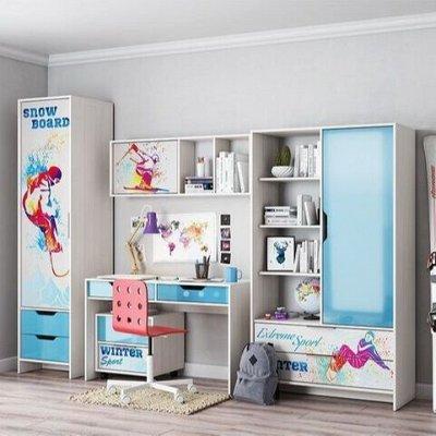 Мебель от производителя. Комоды и тумбы от 3483 руб. — Мебель для детской ФРИСТАЙЛ — Детская