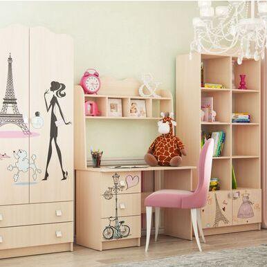 Мебель от производителя. Комоды и тумбы от 3483 руб. — Мебель для детских ЛОНДОН и ПАРИЖ — Детская