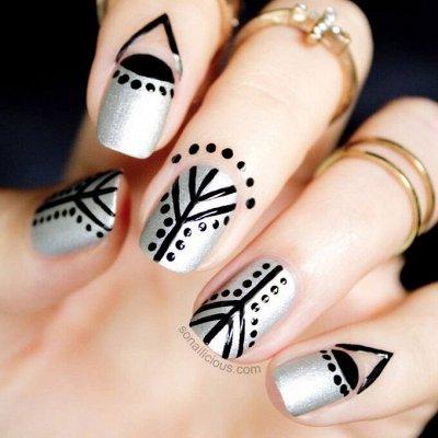 Арт-Визаж+Estrade♥ Много нового!  — Тату для кутикулы от ART VISAGE — Дизайн ногтей