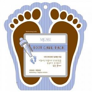 Mj Care Premium Foot Care Pack Премиум маска-носочки