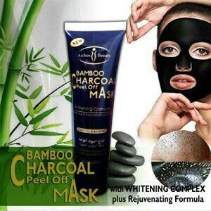 Маска для лица Aichun beauty bamboo charcoal peel off mask 120 ml