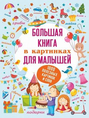 . Большая книга в картинках для малышей