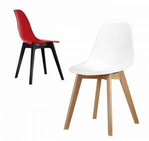 Wood-Pl3 Габариты(ШхГ): 460х540мм Высота:820мм Высота от пола до сиденья:430мм Материал каркаса: Дерево Материал сиденья:Эко-пластик Цвет: Красный, Белый Вес:3,85кг Нагрузка: 120кг