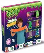 Набор для эксперементов Slime Лаборатория для мальчиков большой 300 гр.90