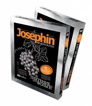 Набор для творчества Josephin Плетение фольги. Виноградная лоза22