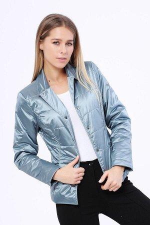 #93269 Куртка Серо-голубой
