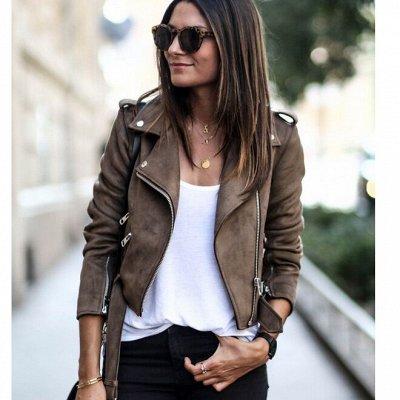 Всё что нужно для дома и семьи! Выгодный весенний шопинг! — Кожаные куртки PU — Кожаные куртки
