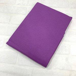 Простынь Двуспальная Фиолетовый
