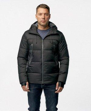 . Черный; Серый; Темно-зеленый; Красный;    POO 9381  Стильная, комфортная куртка, изготовлена из качественной ветрозащитной ткани с водоотталкивающим покрытием. Два боковых кармана на молниях,