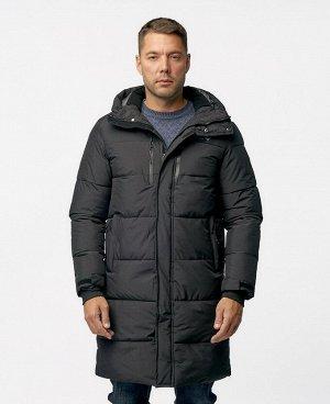 . Черный;    POO 9380  Стильная, комфортная куртка, изготовлена из качественной ветрозащитной ткани с водоотталкивающим покрытием. Двухсторонняя основная молния (возможность расстегнуть куртку с ни
