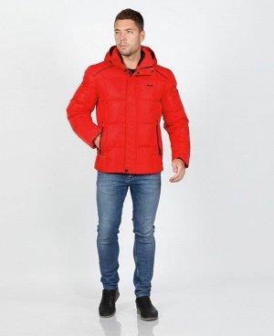 . Красный; Синий;    Стильная удобная куртка изготовлена с использованием высокотехнологичных материалов Био-Пух®, Sorona®, разработанных американской компанией DuPont®.  Четыре наружных кармана,