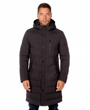 . Темно-серый; Черный;    Куртка ICR 18826  Стильная, комфортная куртка изготовлена из качественной ветрозащитной ткани с водоотталкивающим покрытием.  Двухсторонняя основная молния (возможность