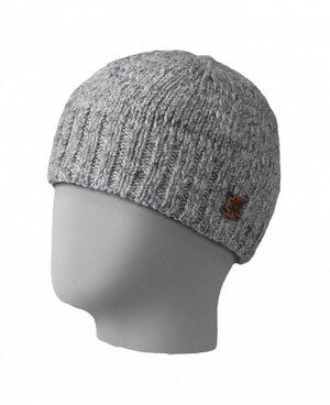Шапка LYNX Модель: Lynx Размер: Универсальный Описание модели: Элегантная мужская шапка изготовлена из качественной итальянской пряжи с подкладкой, выполненной из поликолона - инновационного продукта