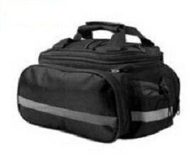Велосипедная сумка на багажник Сверху есть эластичная стяжка для каремата или | Товары для спорта и активного отдыха