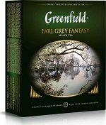 Чай Гринфилд Earl grey fantasy 100пак