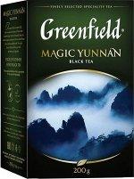 Чай Гринфилд Magic Yunnan black tea 200гр