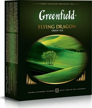 Чай Гринфилд Flying Dragon пакет 2г