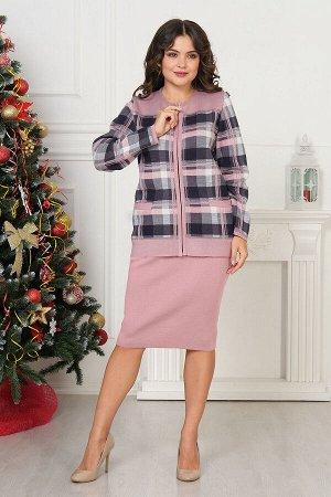 #92429 Жакет (Ankoli) Розовый