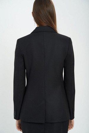 #92438 Жакет (ANTIGA) черный