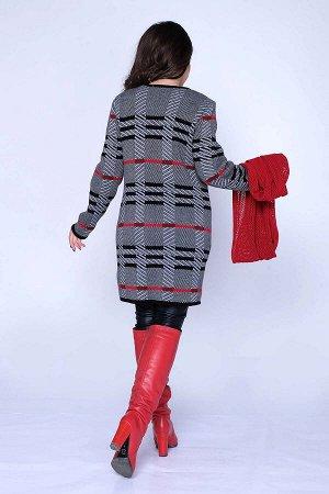 #92415 Жакет (Ankoli) Красный/черный