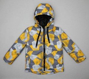 2515 Куртка для мальчика демисезонная