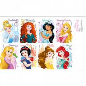 Наклейка (принцессы)
