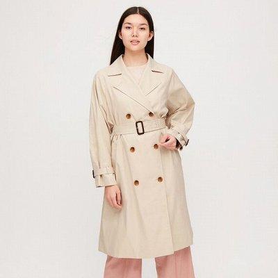 UNIQLO №8-популярный бренд японской одежды! Акции!Рассрочка! — Женская верхняя одежда — Верхняя одежда
