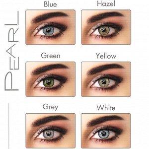 Перекрывающие цветные контактные линзы ADORE Pearl (Eyemed, Италия)