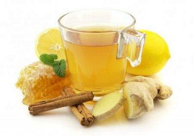 Барилла,Макфа,орехи,сухофрукты-все в одной закупке! — Мед, имбирный чай с  мёдом — Чай, кофе и какао