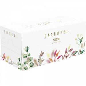 """Cалфетки Crecia """"Scottie Cashmere Botanical"""" бумажные кашемировые, двухслойные 220 шт / 10"""