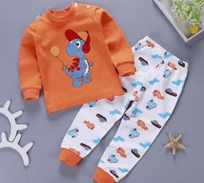 👦 Детский гардероб. Быстрая доставка 👧 — Пижамы — Для девочек
