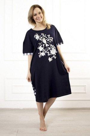 Платье 844 соловей