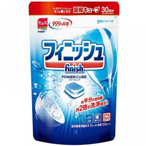"500660 ""Finish"" Таблетки для посудомоечных машин 30 шт. (мэу), 1/9"