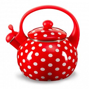 Чайник 2,5 л со свистком ЕМ-25101/66