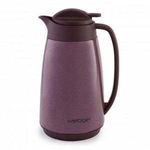 Термос-кувшин 1 л Webber 22010/18 фиолетовый
