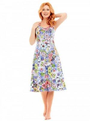 Платье без рукава (48-62 р)