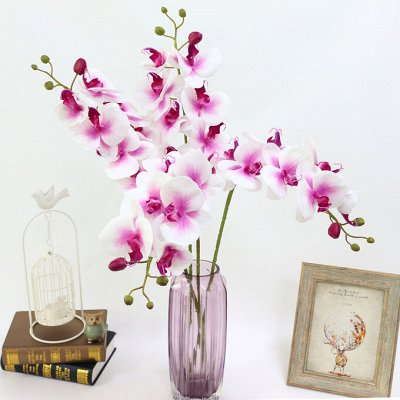 🌹Искусственные цветы для декора!🌸Родительский день🥀 — Орхидея  — Искусственные растения