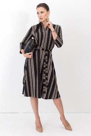Платье Романтичная особа (цепи) П1223-15