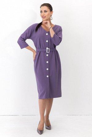 Платье двустороннее Лилит (2в1 сирень) П1227-11