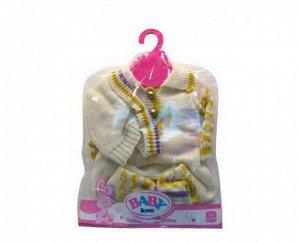 Одежда для кукол: свитер, размер: 30x20см, текстильные материалы71