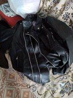 Куртка мужская цвет; ЧЕРНЫЙ