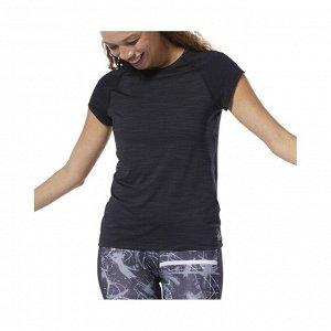 Футболка женская Модель: OS AC VENT TEE BLACK Бренд: Reeb*ok