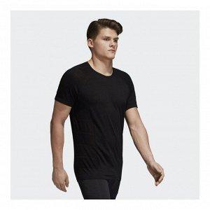 Футболка мужская Модель: PRIMEKNIT TEE M BLACK Бренд: Adi*das