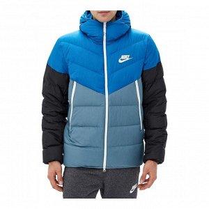 Пуховик мужской Модель: Ni*ke Sportswear Windrunner Бренд: Ni*ke