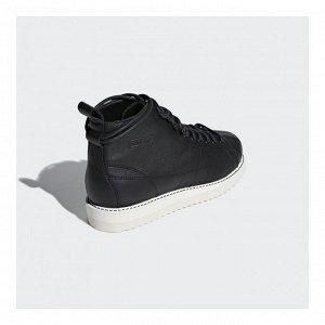Кроссовки женские Модель: Superstar Boot W CBLACK/CBLACK/OWHITE Бренд: Adi*das