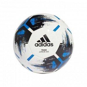 Мяч футбольный Модель: Team J350 WHITE/BLACK/BLUE/SIL Бренд: Adi*das